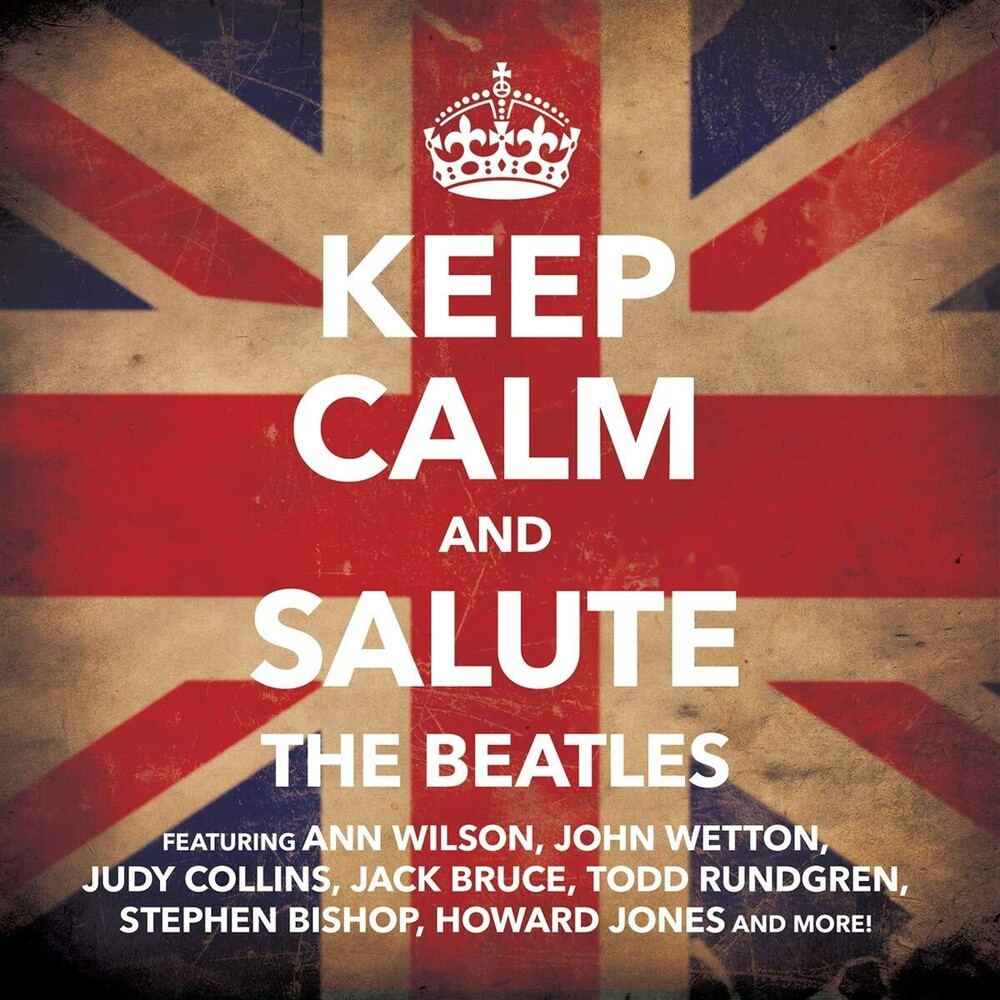 Judy Collins / Rundgren,Todd / Jones,Howard - Keep Calm & Salute The Beatles