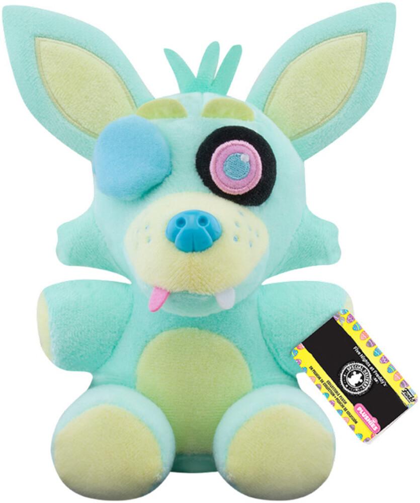 Funko Plush: - FUNKO PLUSH: Five Nights at Freddy's Spring Colorway- Foxy (GR)