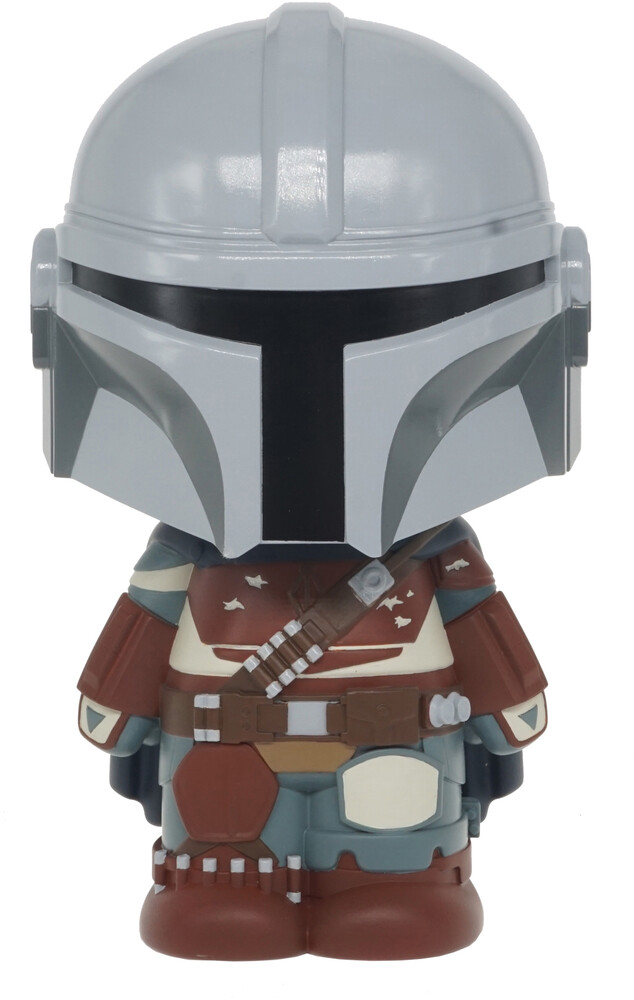 Star Wars the Mandalorian Pvc Bank - Star Wars The Mandalorian PVC Bank