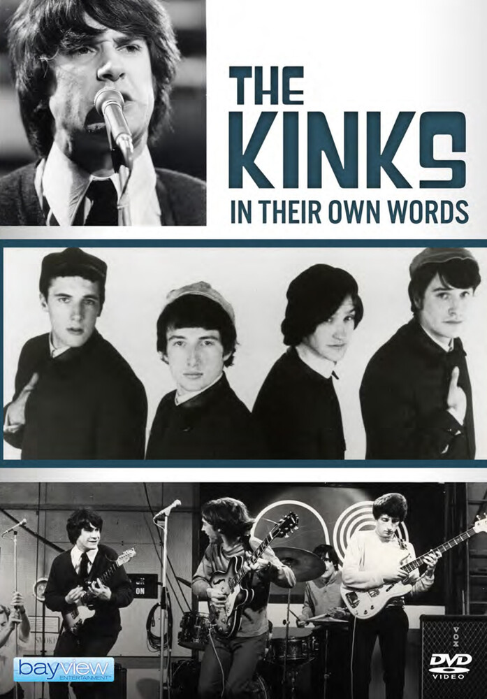 Kinks: In Their Own Words - Kinks: In Their Own Words
