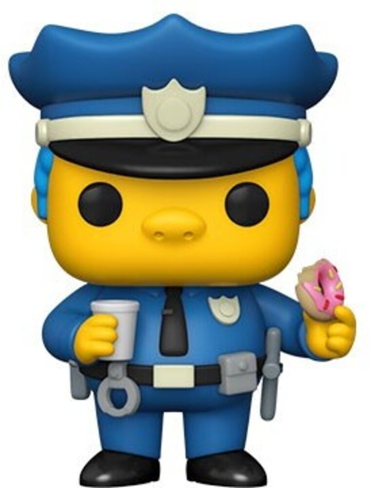 - FUNKO POP! ANIMATION: Simpsons- Chief Wiggum