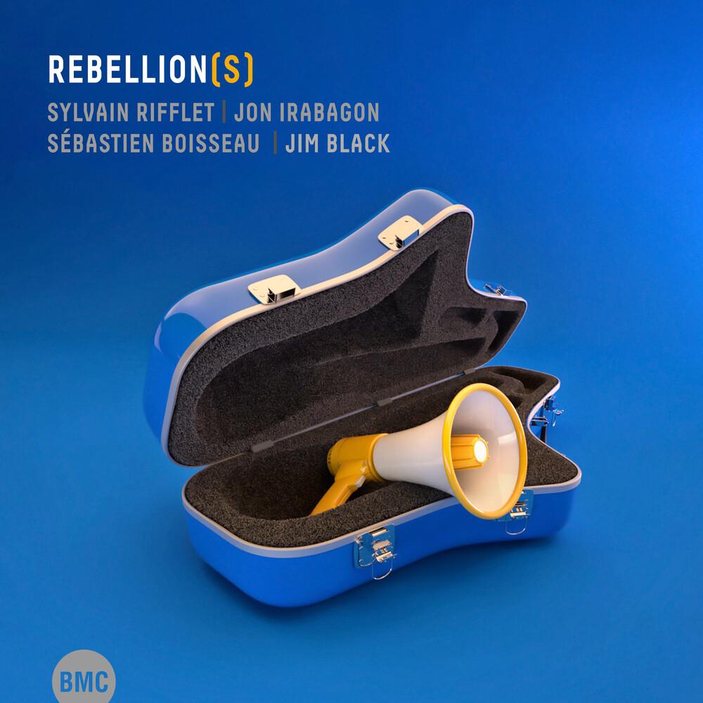 Sylvain Rifflet / Irabagon,Jon - Rebellion(s)