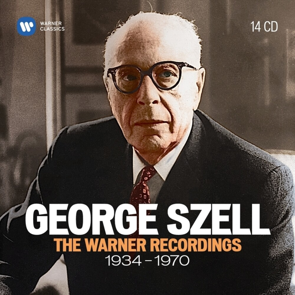 George Szell - Warner Recordings 1934-1970 (Box)