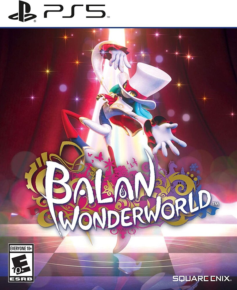 Ps5 Balan Wonderworld - Balan Wonderworld for PlayStation 5