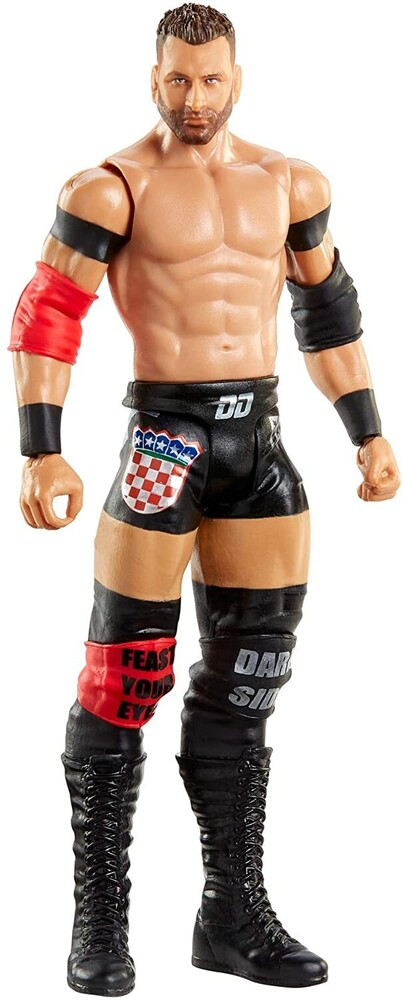 WWE - Mattel Collectible - WWE Basic Figure Dominik Dijakovic
