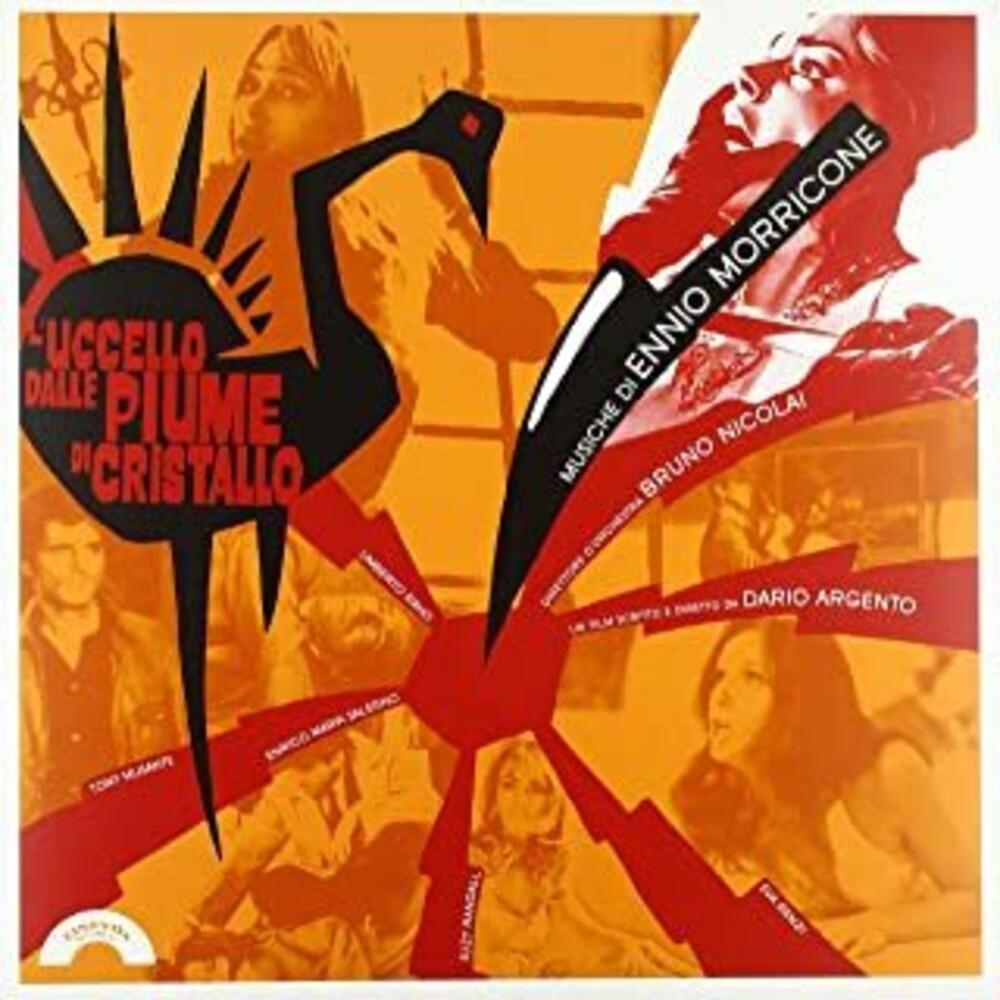 Ennio Morricone Colv Ltd Org Ita - L'uccello Dalle Piume Di Cristallo / O.S.T. [Colored Vinyl]