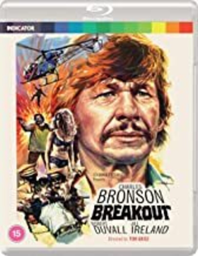 Robert Duvall - Breakout / (Uk)