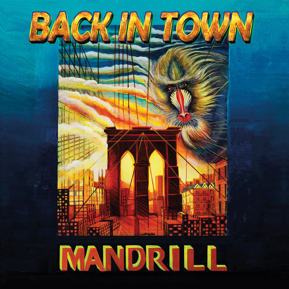 Mandrill - Back In Town (Box)