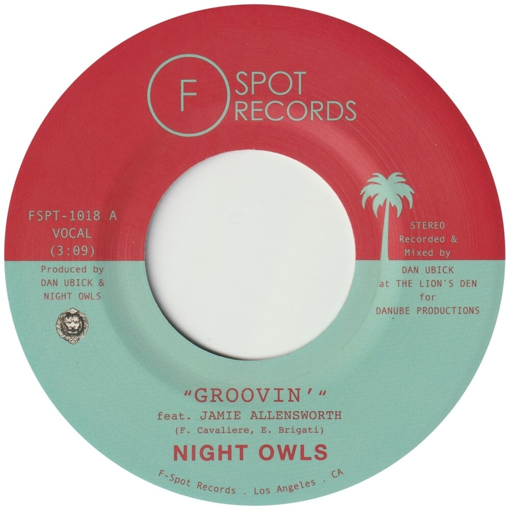 Night Owls - Groovin'