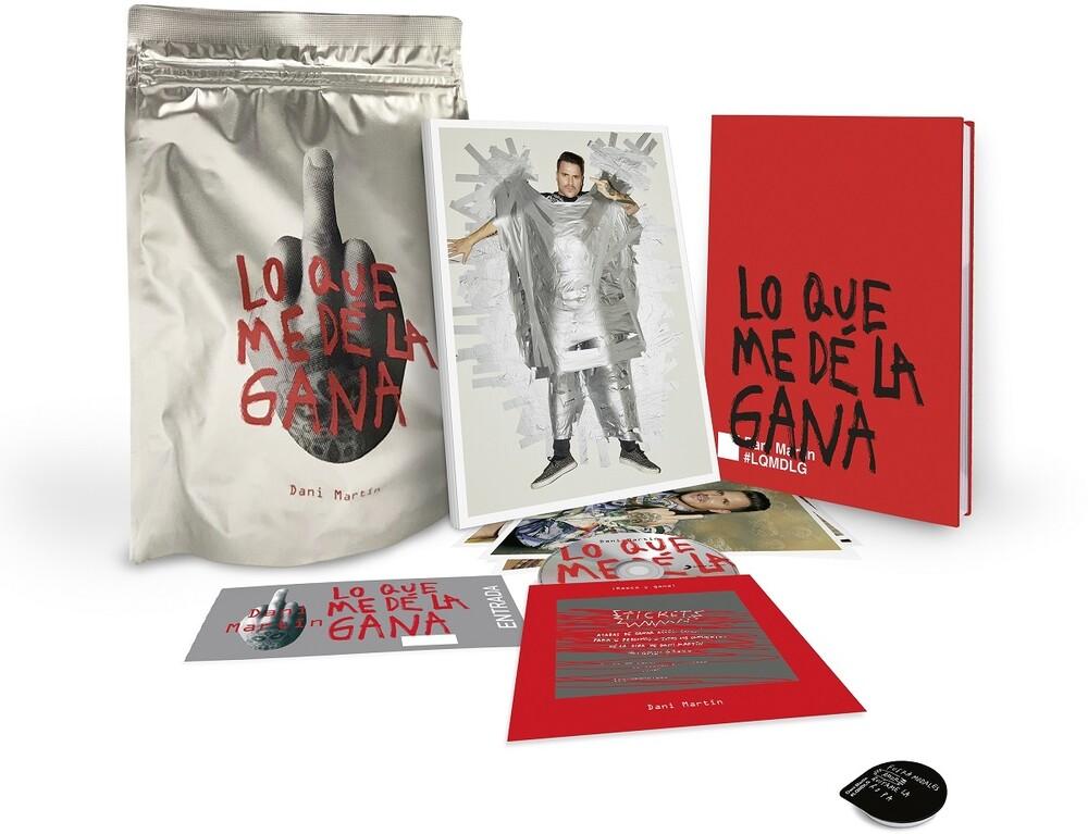 Dani Martin - Lo Que Me De La Gana (Spa)
