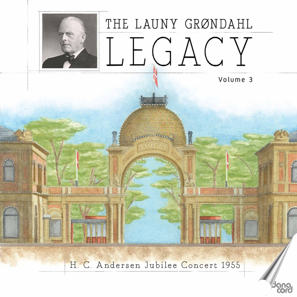 Grondahl/Holmboe - The Launy Grøndahl Legacy, Vol. 3