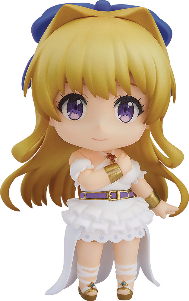 Good Smile Company - Good Smile Company - Hero Is Overpowered But Cautious RistarteNendoroid Action Figure