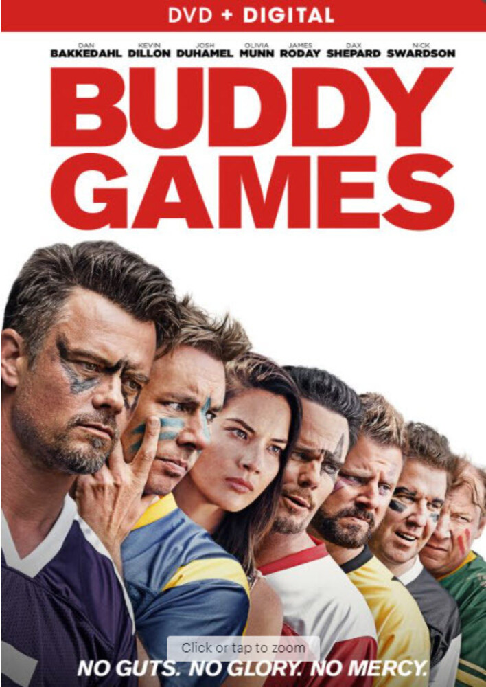 Buddy Games - Buddy Games / (Ac3 Amar Dol Sub Ws)