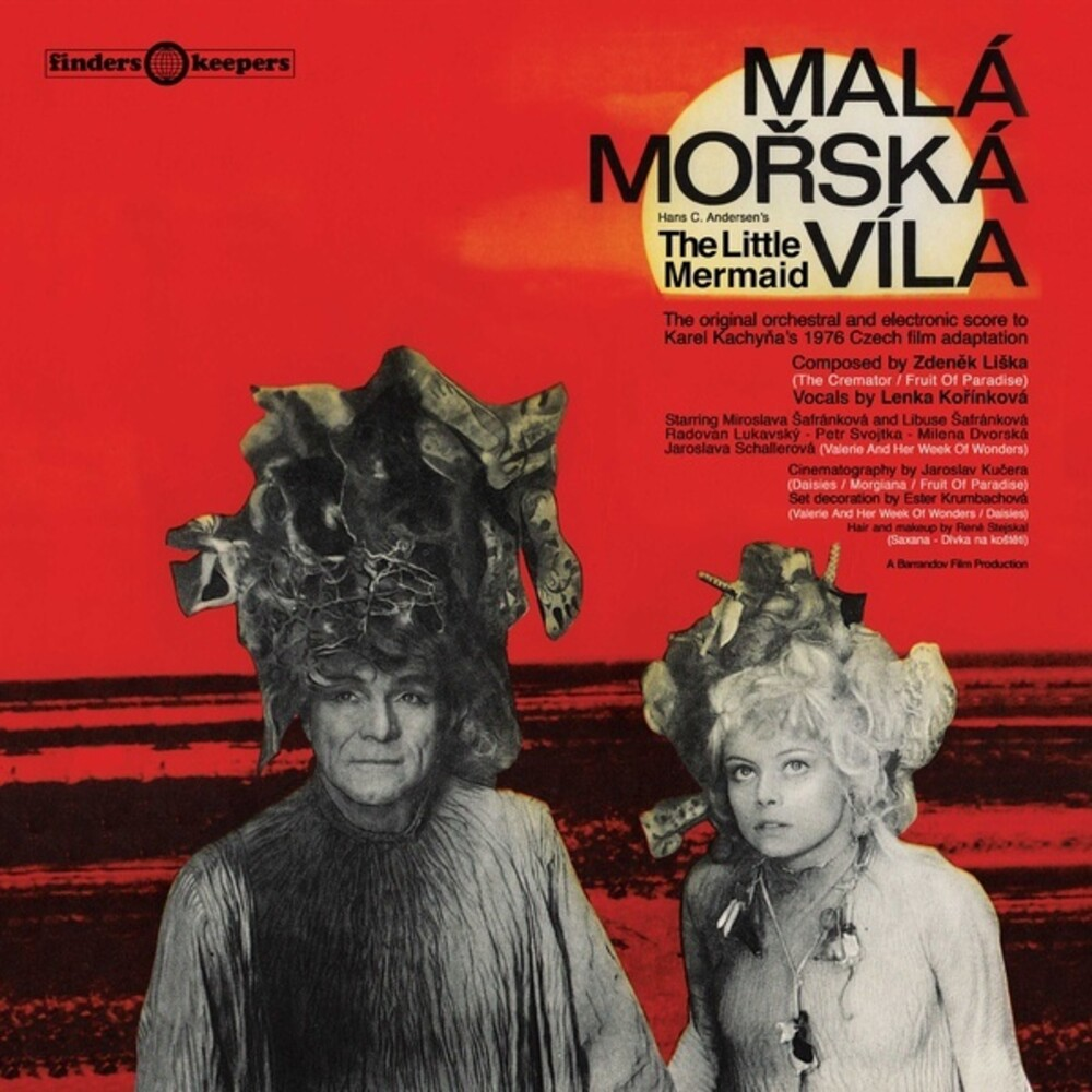 Mala Morska Vmla Little Mermaid / OST - Malá Morská Vila (The Little Mermaid) (Original Soundtrack)