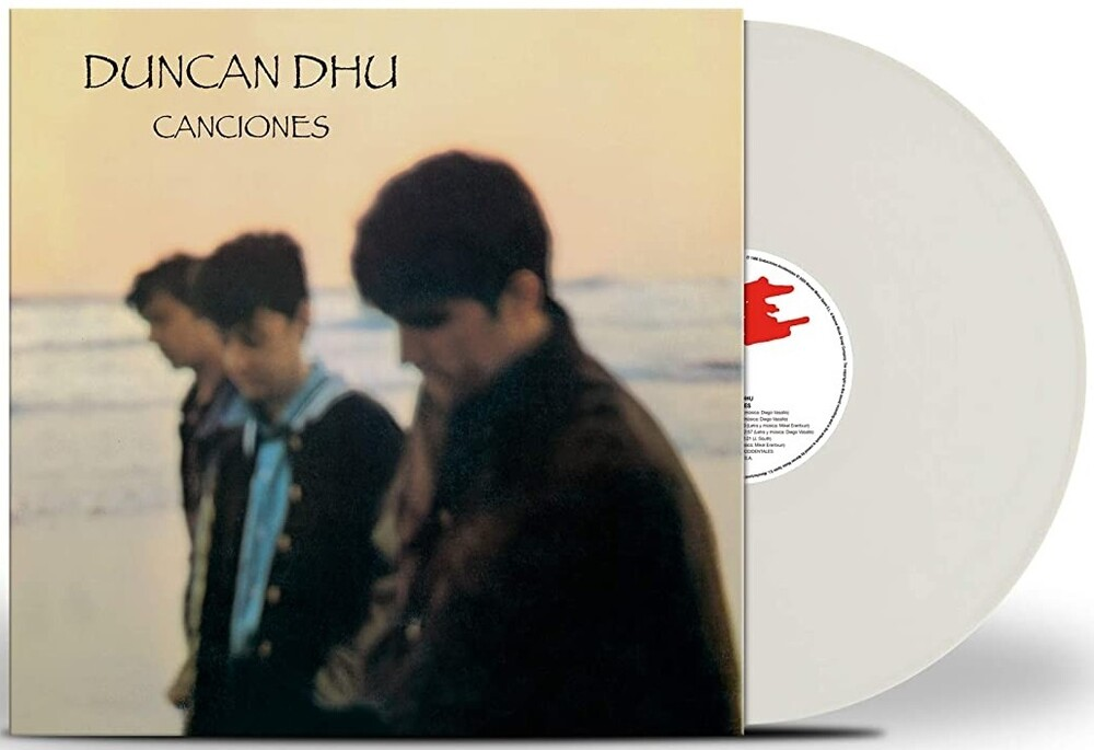 Duncan Dhu - Canciones (W/Cd) (Wht) (Spa)