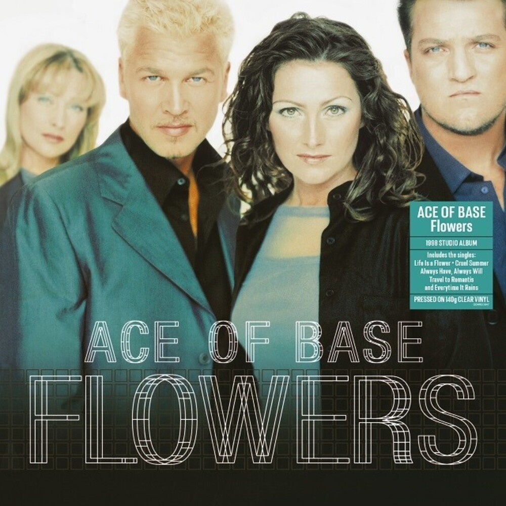 Ace Of Base - Flowers [Clear Vinyl] (Ofgv) (Uk)