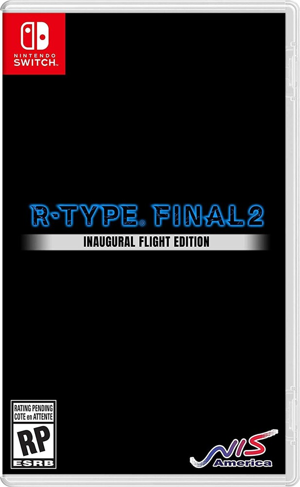 Swi R-Type Final 2 Inaugural Flight Edition - R-type Final 2 Inaugural Flight Edition for Nintendo Switch