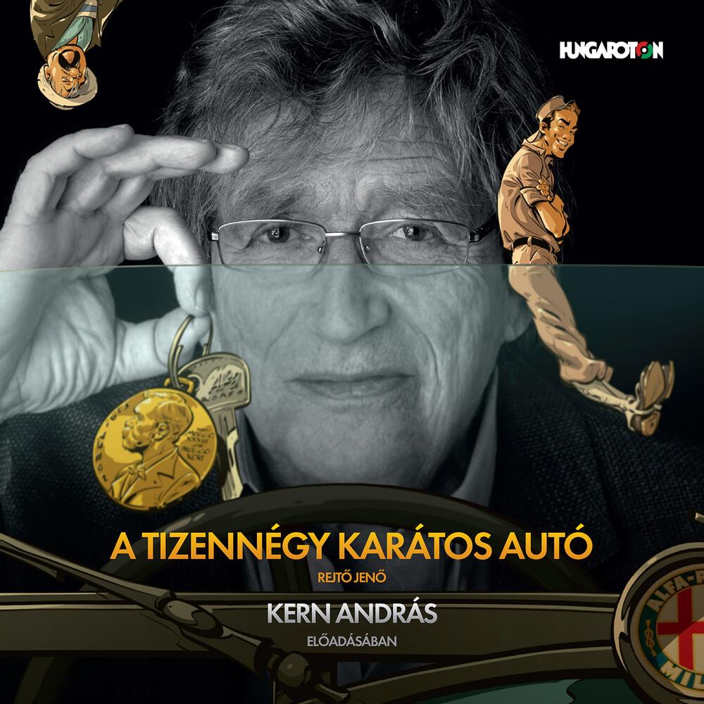 Rejto / Kern - Tizennegy Karatos Auto