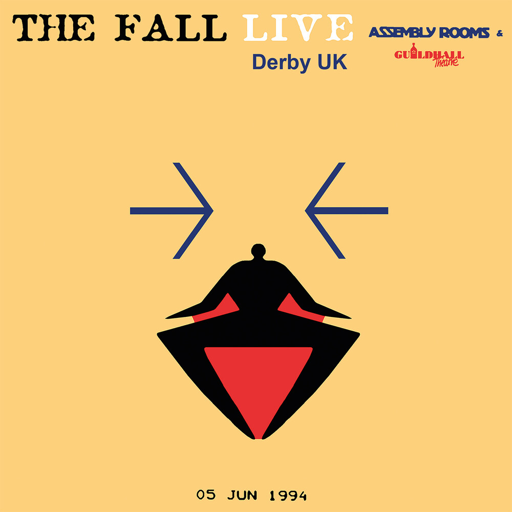 Fall - Assembly Rooms, Derby, UK 5th June 1994