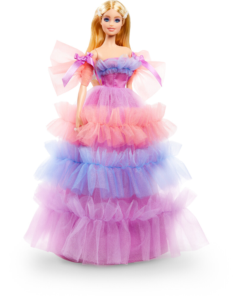 Barbie - Mattel - Barbie Birthday Wishes