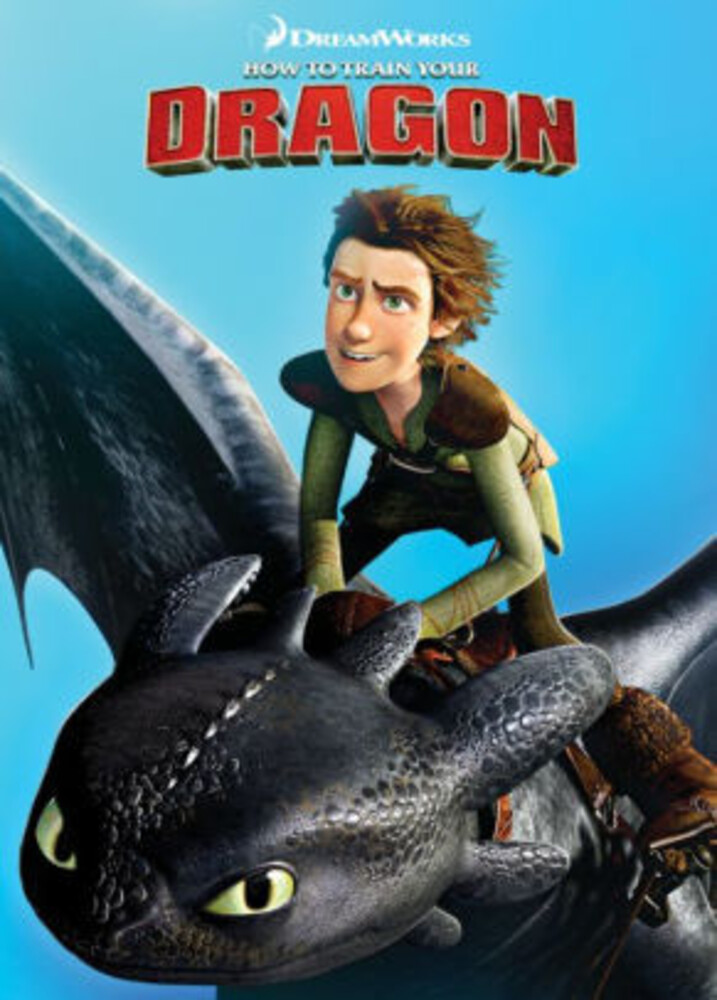 - How To Train Your Dragon / (Mcsh)