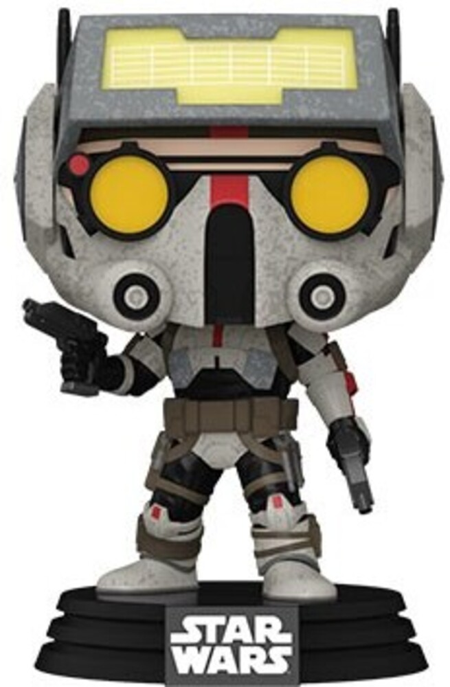 - FUNKO POP!: Bad Batch- POP! 3