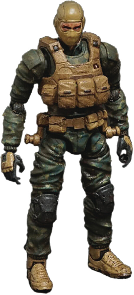 Passage - Passage - Acid Rain FAV-A31 Osprey Commando 1/18 Scale Action Figure