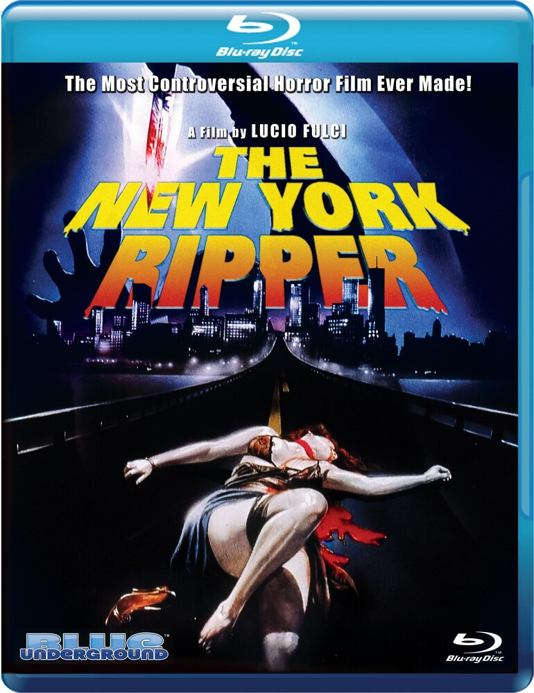 New York Ripper - The New York Ripper