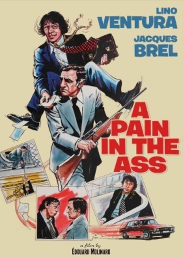 Pain in the Ass (1973) - Pain In The Ass (1973)