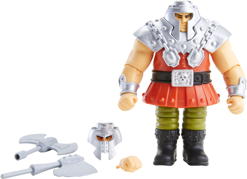 Masters Of The Universe - Motu Origins Ram Man Action Figure