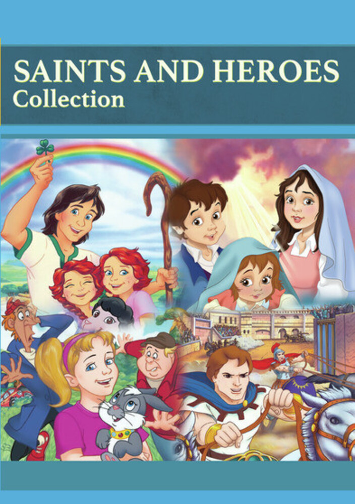 Saints & Heroes Collection - Saints And Heroes Collection
