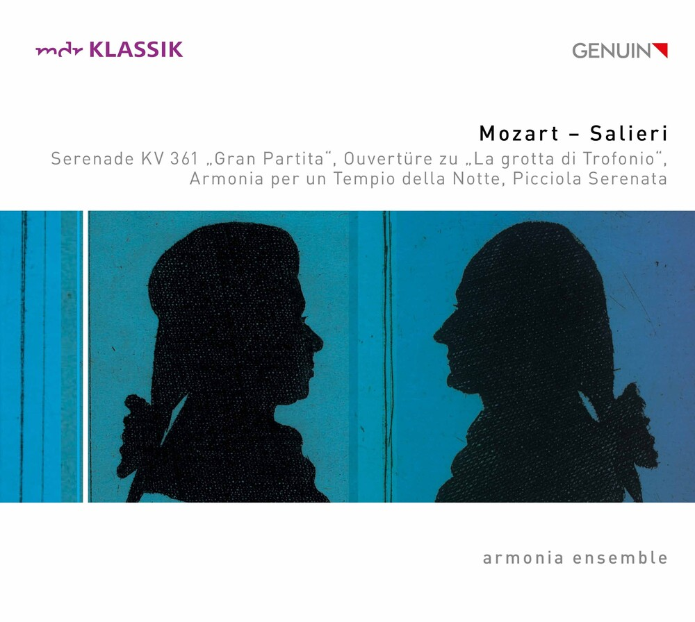 Mozart / Armonia Ensemble - Mozart & Salieri