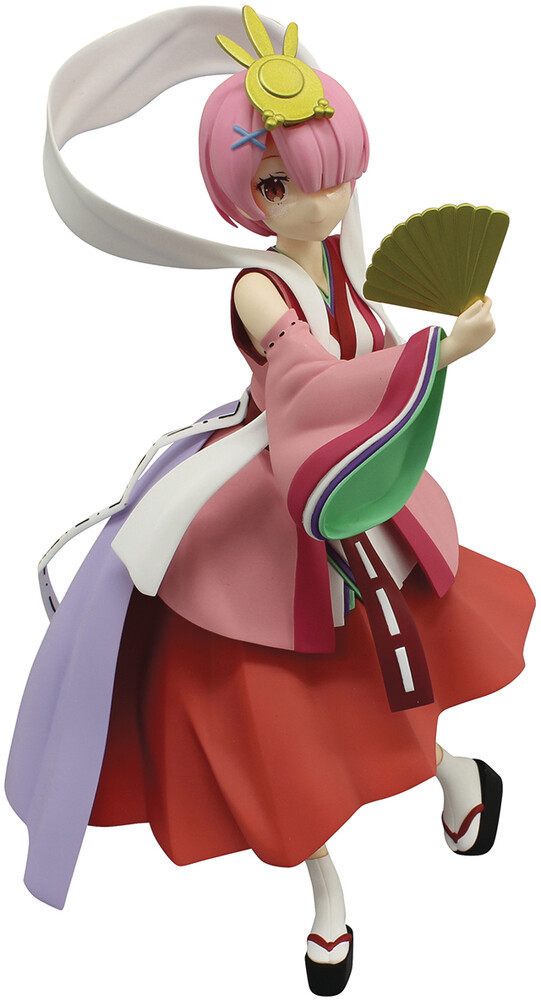 Passage - Passage - Re Zero Sss Fairy Tale Ram Princess Kaguya Non Scale PVCFigure