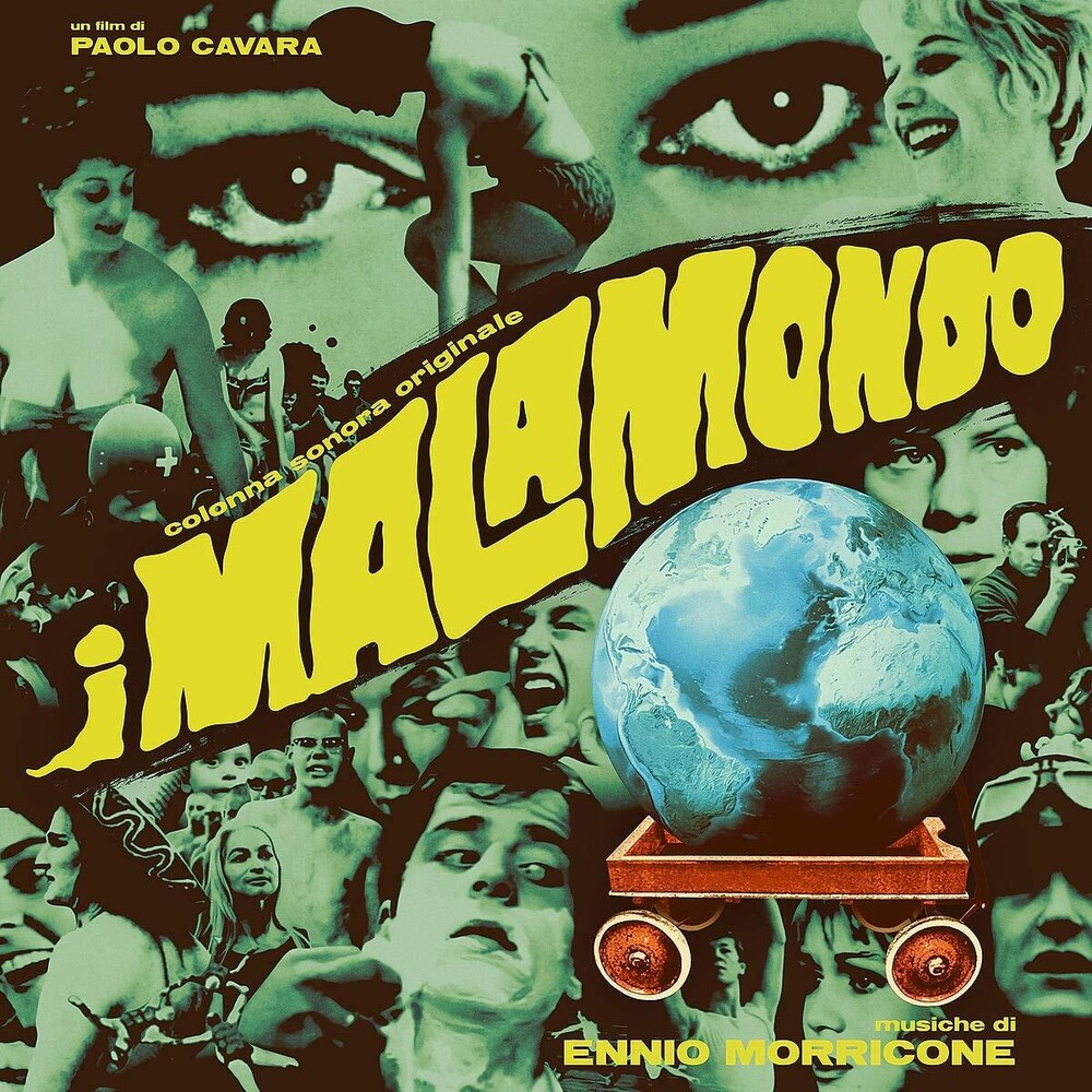 Ennio Morricone  (Gate) (Uk) - I Malomondo / O.S.T. (Gate) (Uk)