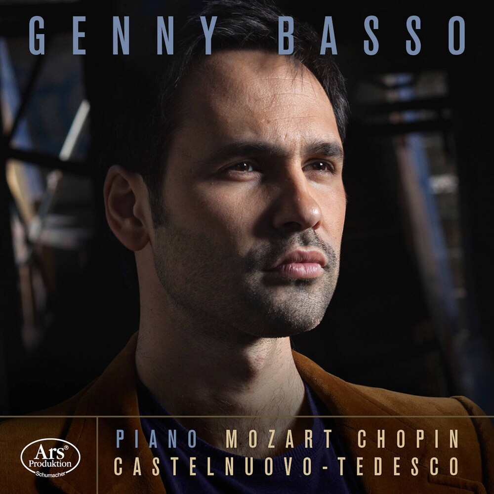 Castelnuovo-Tedesco / Basso - Piano Works