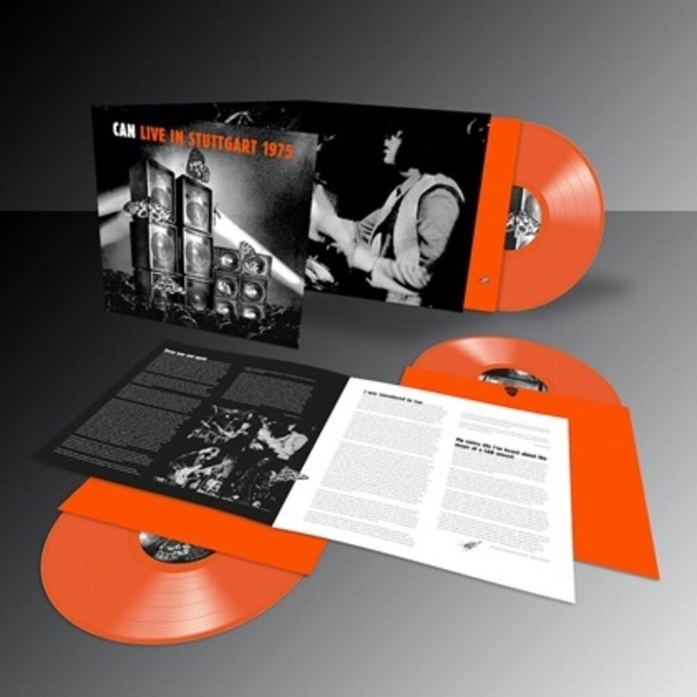 Can - Live In Stuttgart 1975 [Colored Vinyl] [Limited Edition] (Org)