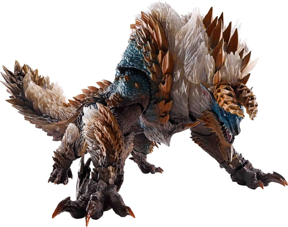 - Monster Hunter World Iceborne - Zinogre (Clcb)
