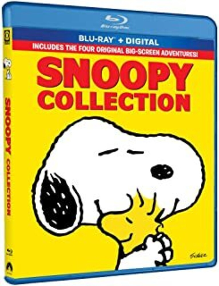 - Snoopy Collection - 4 Movies (4pc) / (Box Digc Ws)