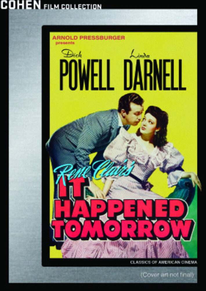 - It Happened Tomorrow (1944)