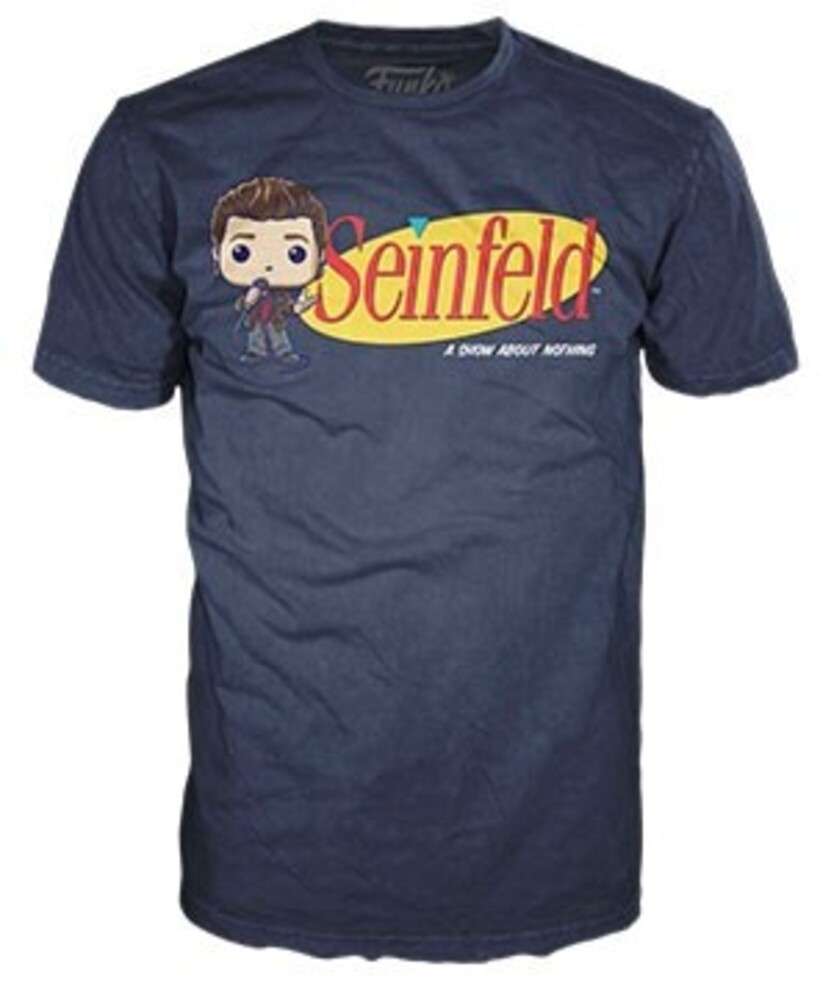 - Seinfeld- Seinfeld Logo- Adult 3xl (Vfig)