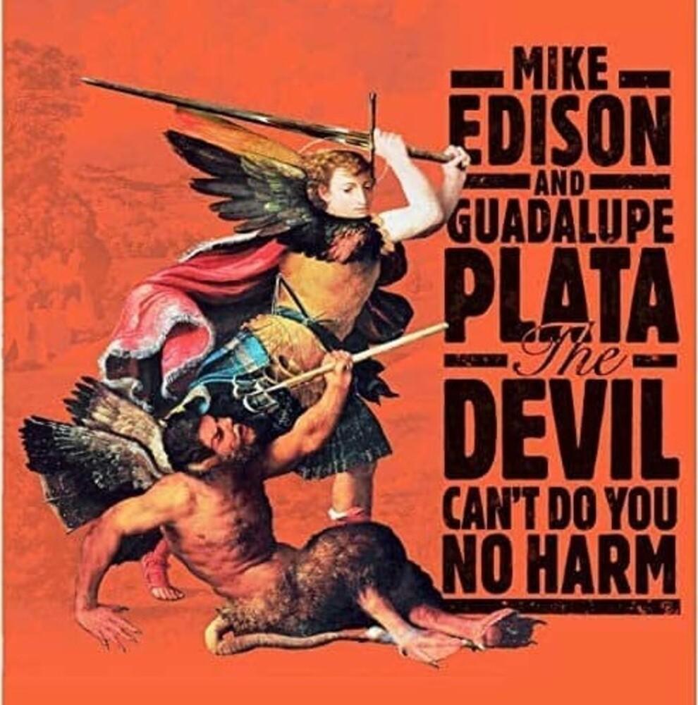 Mike Edison  / Guadalupe Plata - Devil Can't Do You No Harm (Spa)