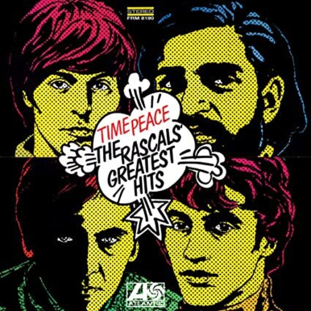 Rascals - Time Peace - Rascals Greatest Hits (Audp) (Gate)