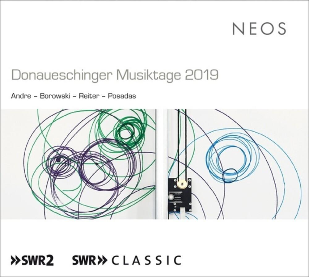Donaueschinger Musiktage 2019 / Various (2pk) - Donaueschinger Musiktage 2019 / Various (2pk)
