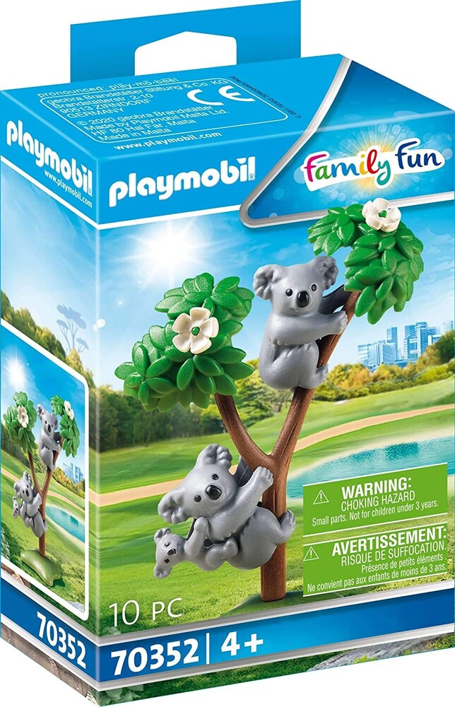 - Family Fun Koalas With Baby (Fig)