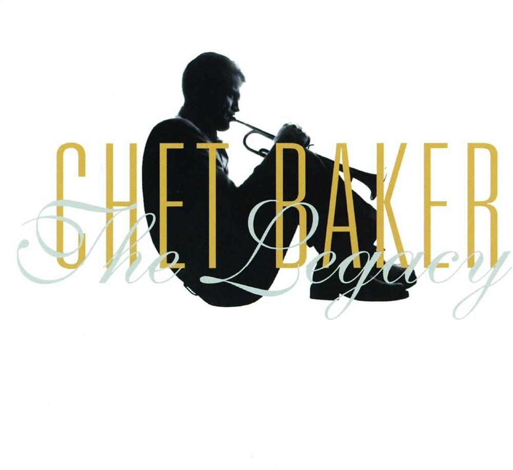Chet Baker - Legacy Vol 4 [Reissue] (Jpn)