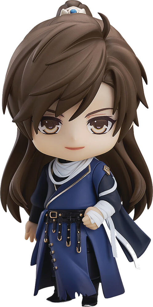 - Love & Producer Qi Bai Grand Occultist Nendoroid A