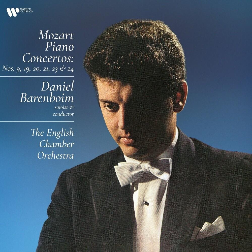 Daniel Barenboim  / English Chamber Orchestra - Mozart: Piano Concertos Nos. 9 19 20 21 23 & 24