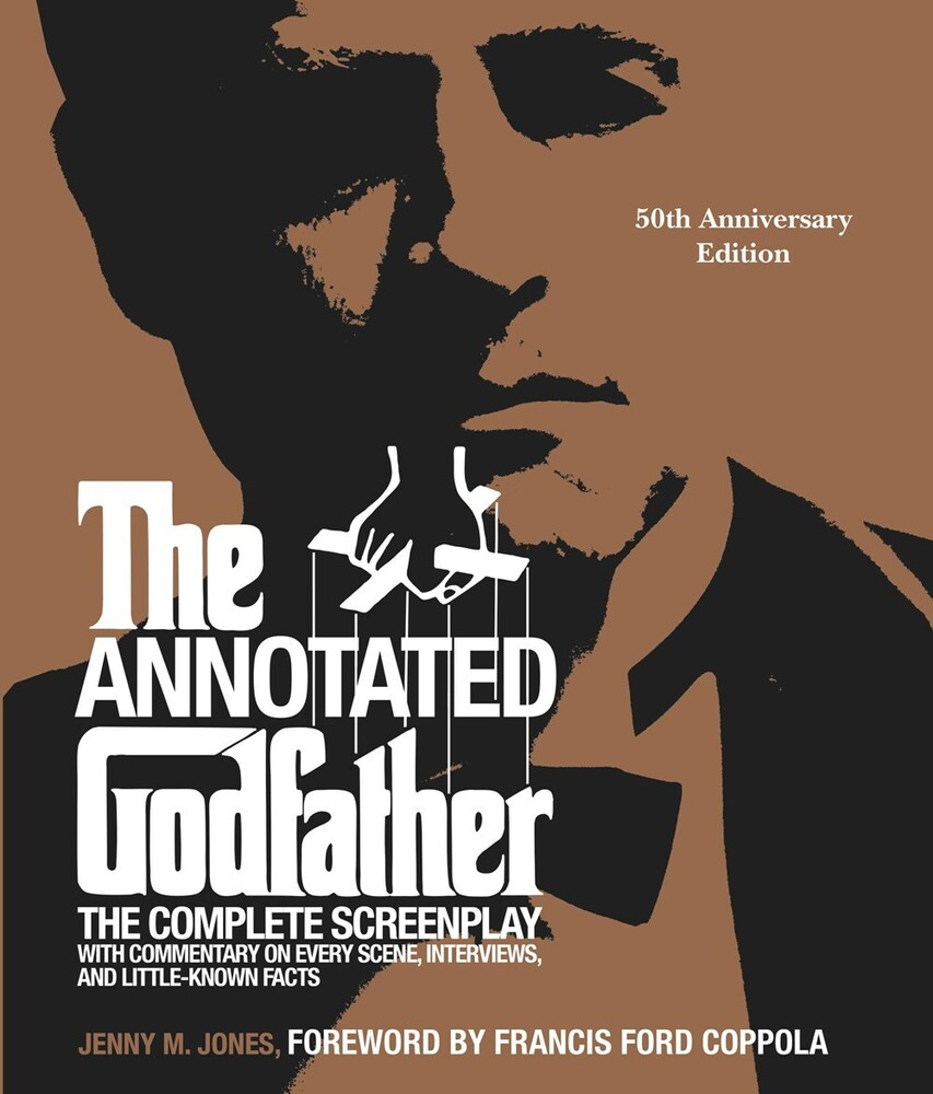 Jenny Jones  M / Coppola,Francis Ford - Annotated Godfather (Hcvr) (Aniv)