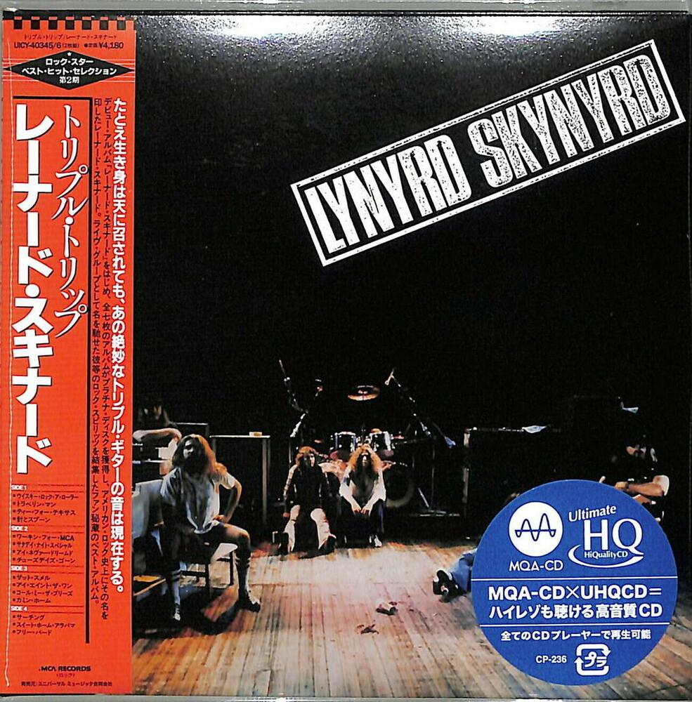 Lynyrd Skynyrd - Triple Trip [Limited Edition] (24bt) (Mqa) (Hqcd) (Jpn)