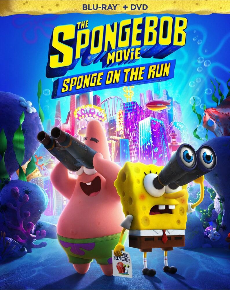 - The SpongeBob Movie: Sponge on the Run